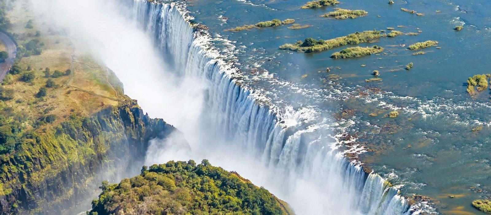 Sambia und Südafrika: Kapstadt, Safari und Viktoriafälle Urlaub 5