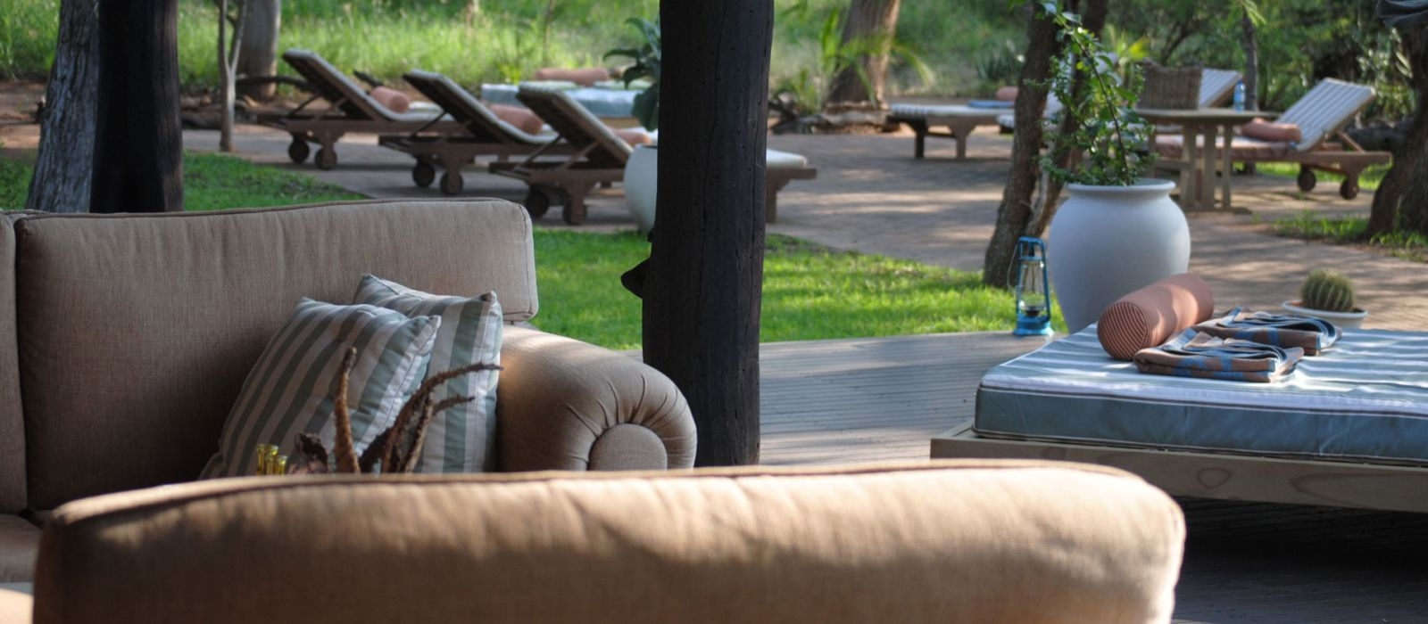 Hotel Thornybush Chapungu Luxury Tented Camp South Africa