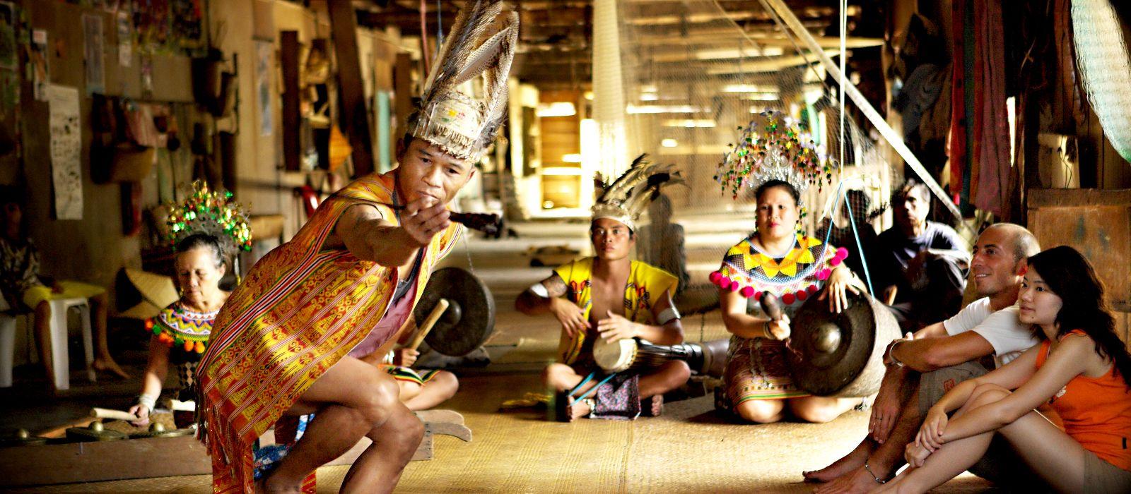 Destination Batang Ai Malaysia