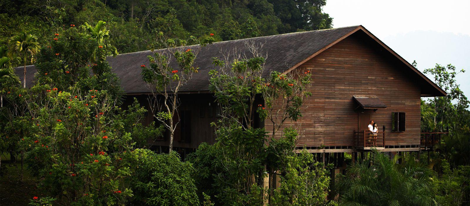 Hotel Aiman Batang Ai Resort & Retreat Malaysia