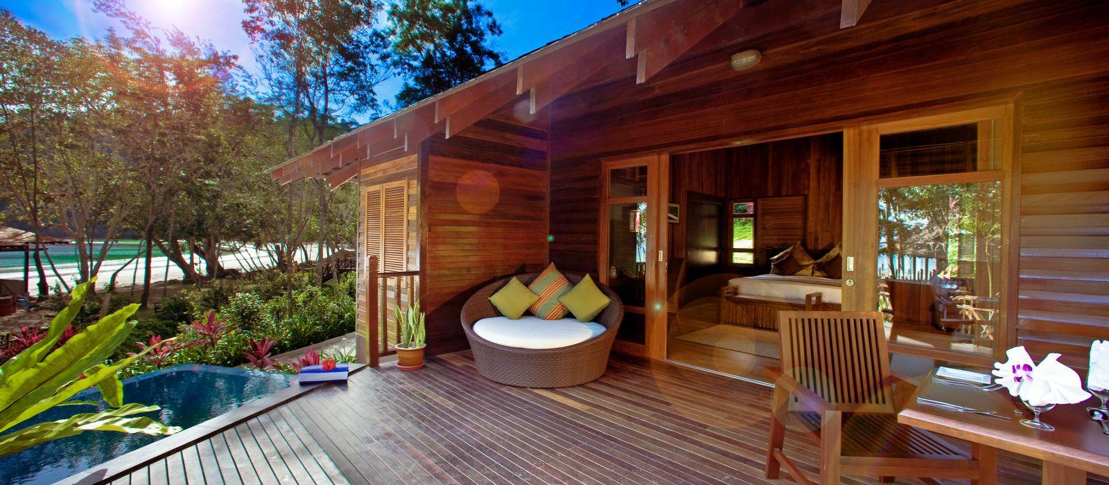 Bunga Raya Island Resort Spa Hotel In Malaysia Enchanting Travels Salamander