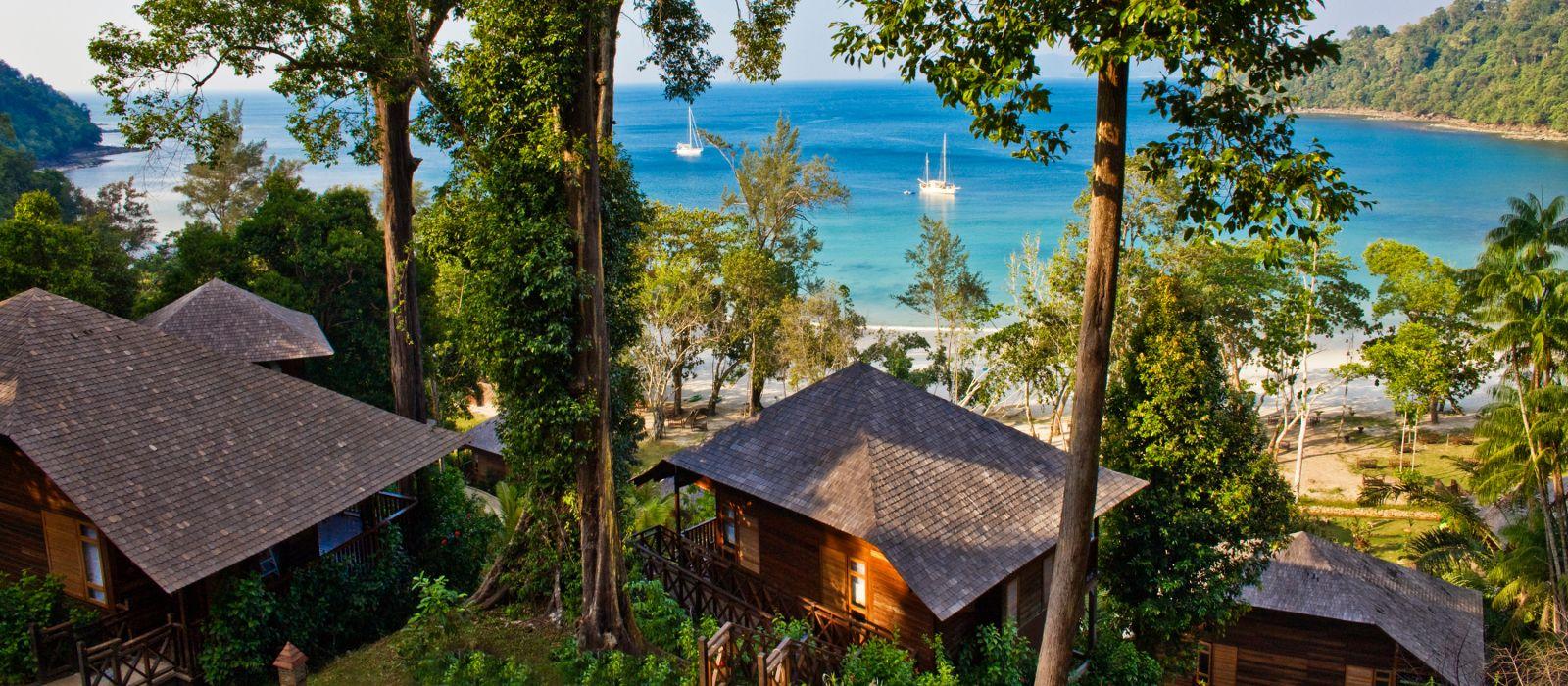 Bunga Raya Island Resort Spa Hotel In Malaysia Enchanting Travels