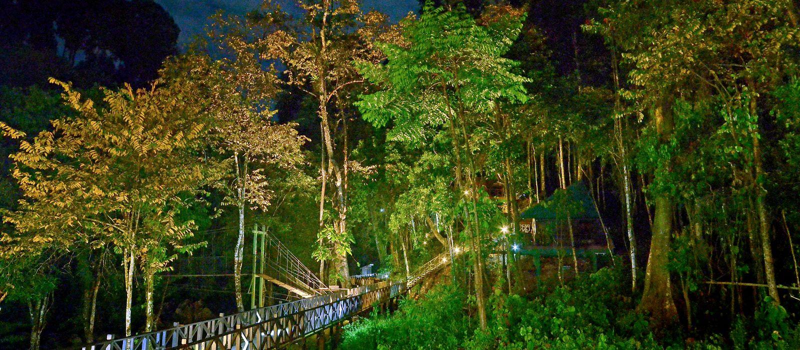 Destination Tabin Wildlife Reserve Malaysia