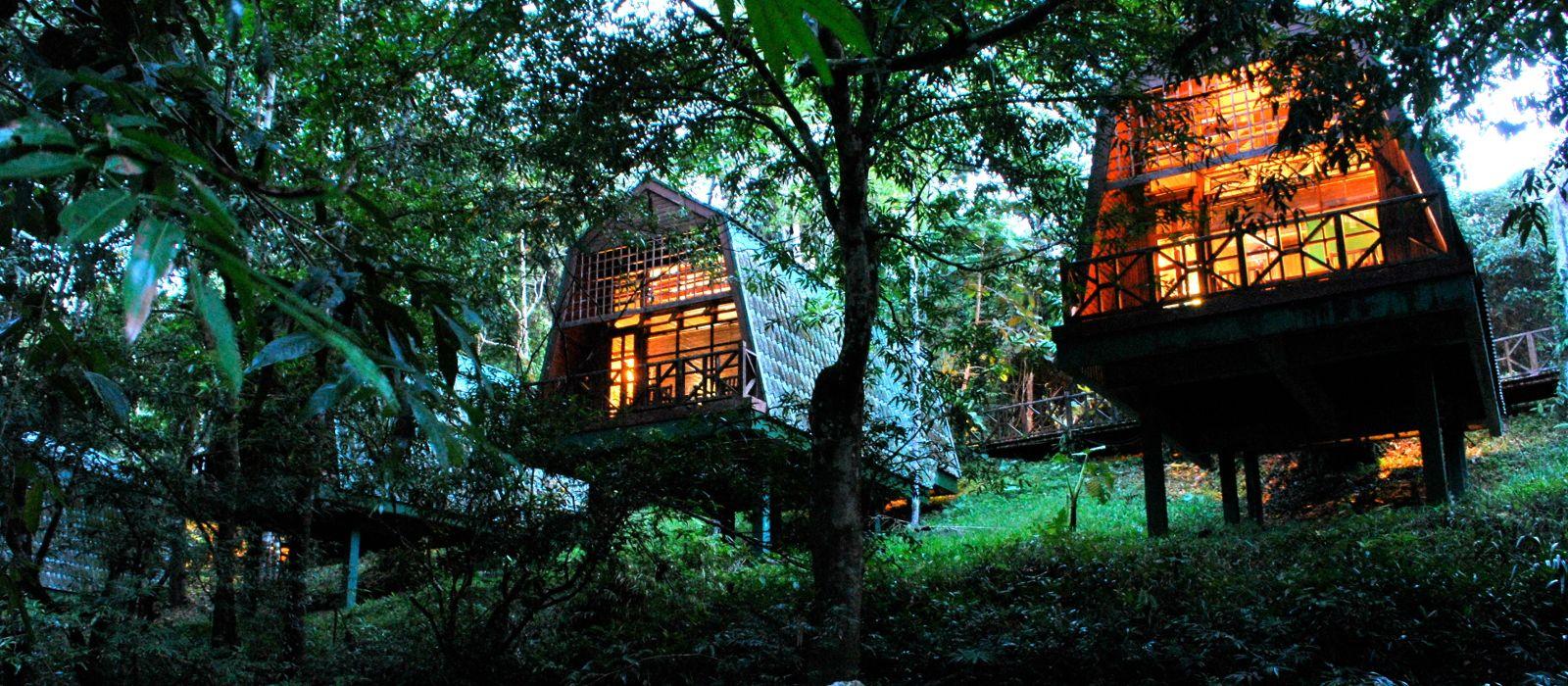 Hotel Tabin Wildlife Reserve Malaysia