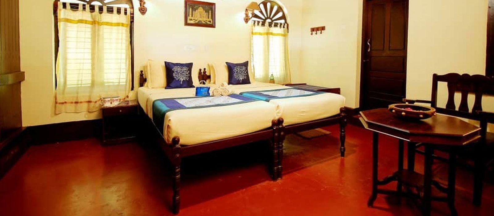 Hotel Emerald Isle Heritage Villa Südindien