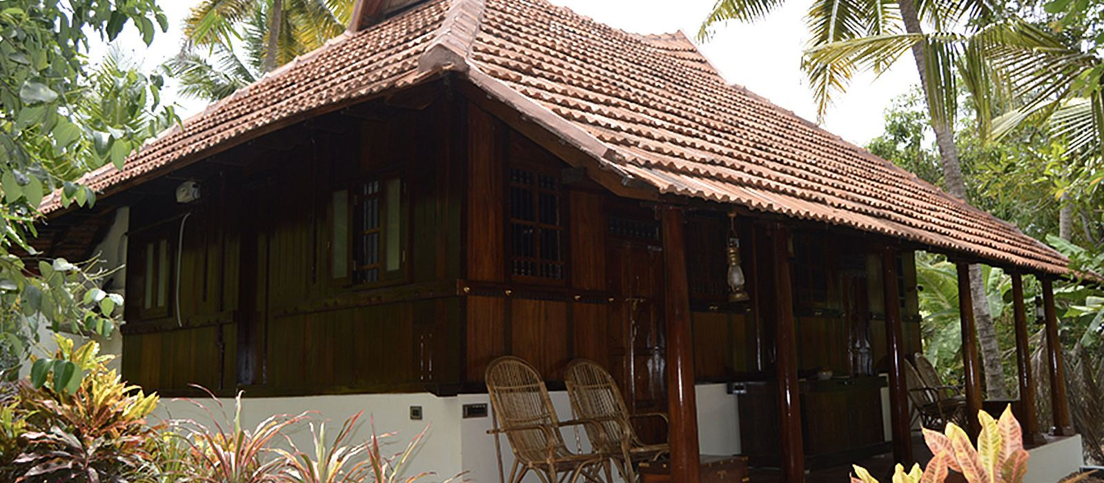 Hotel Emerald Isle Heritage Villa South India