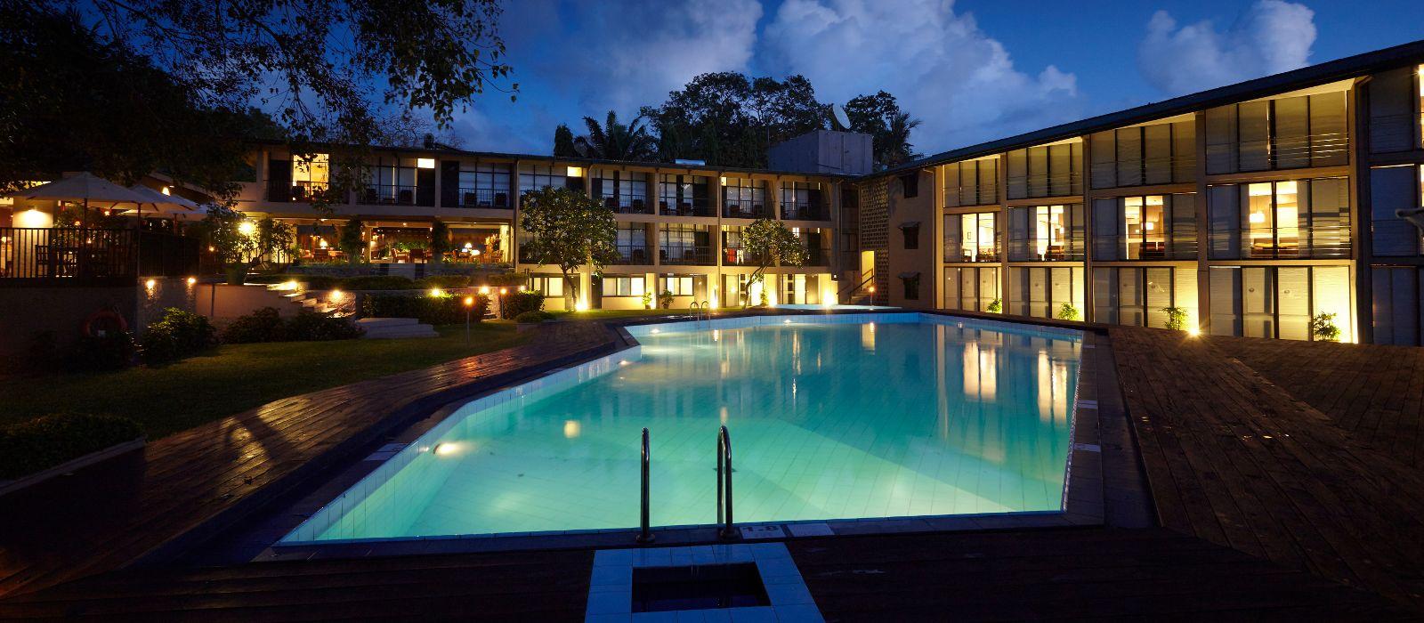 Hotel The Safari, Tissamaharama Sri Lanka