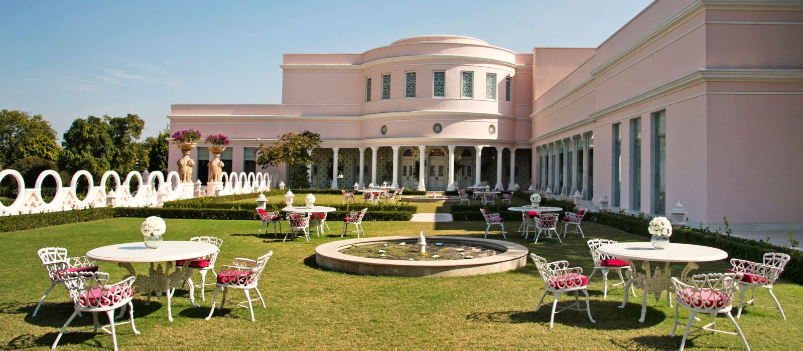 Hotel Raj Mahal North India