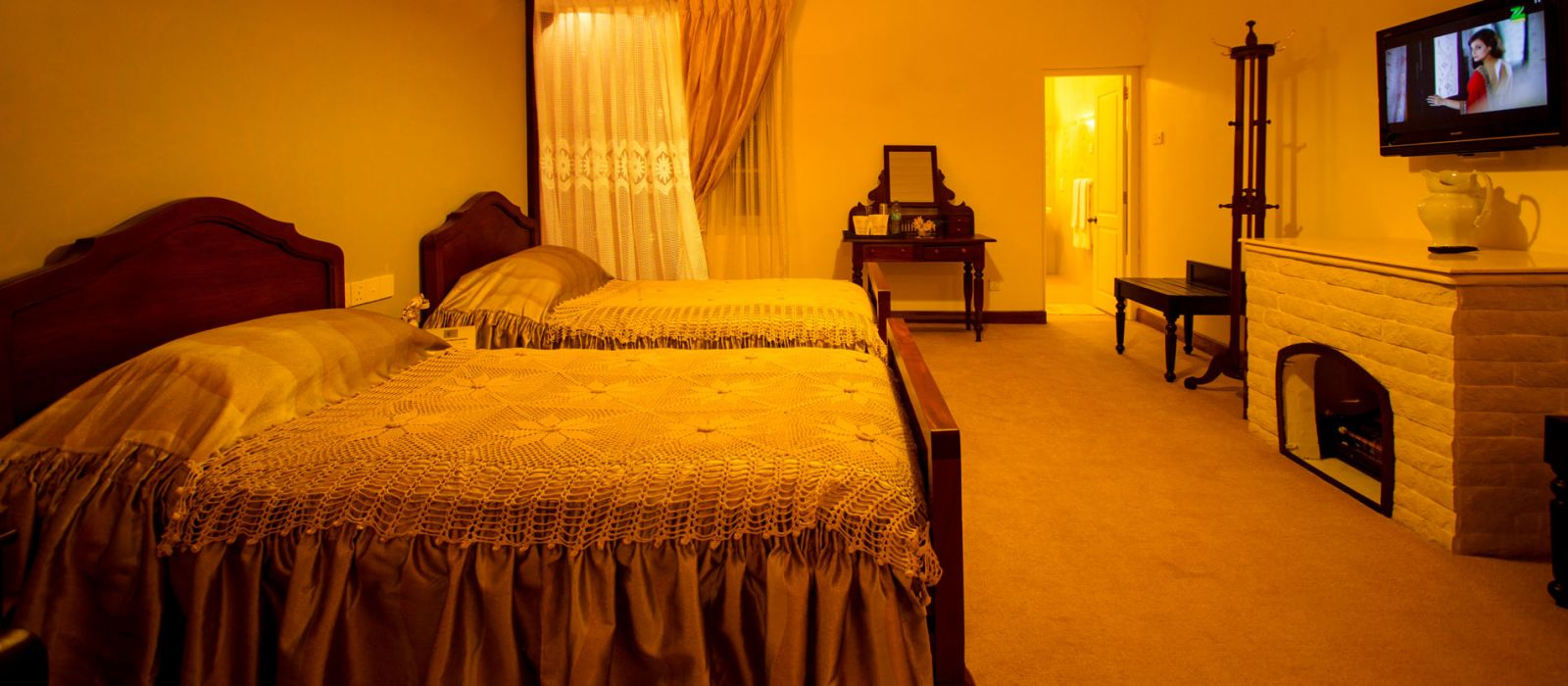Hotel The Firs Boutique  Sri Lanka