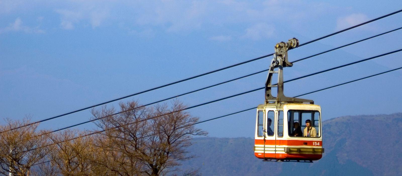 Reiseziel Hakone Japan