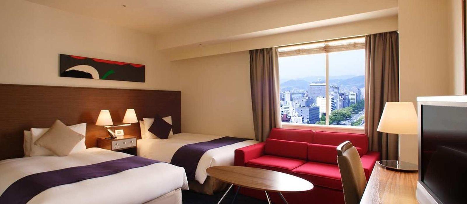 Hotel Oriental  Hiroshima Japan