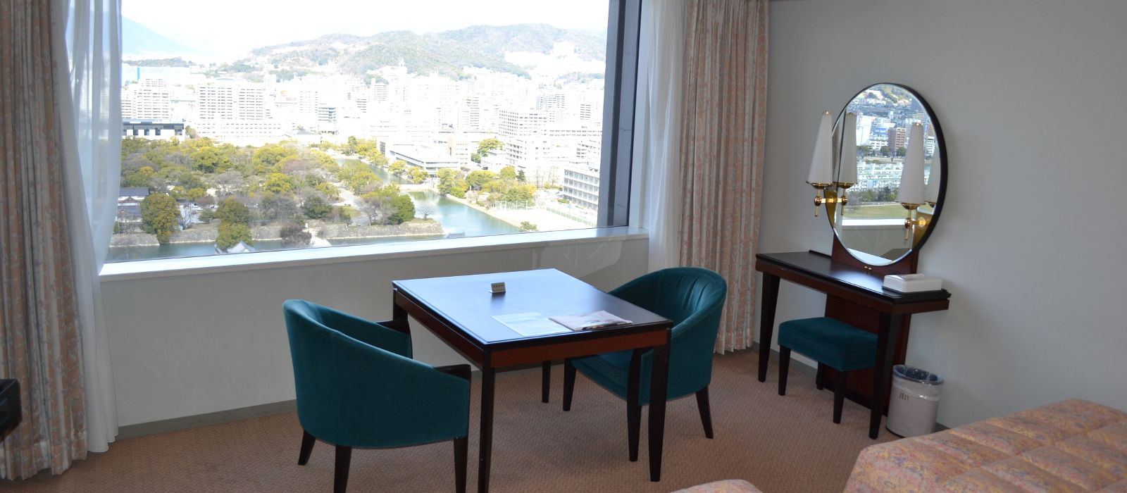 Hotel Rihga Royal Hiroshima Japan