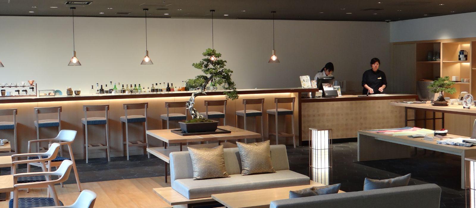 Hotel  Kanra Kyoto Japan