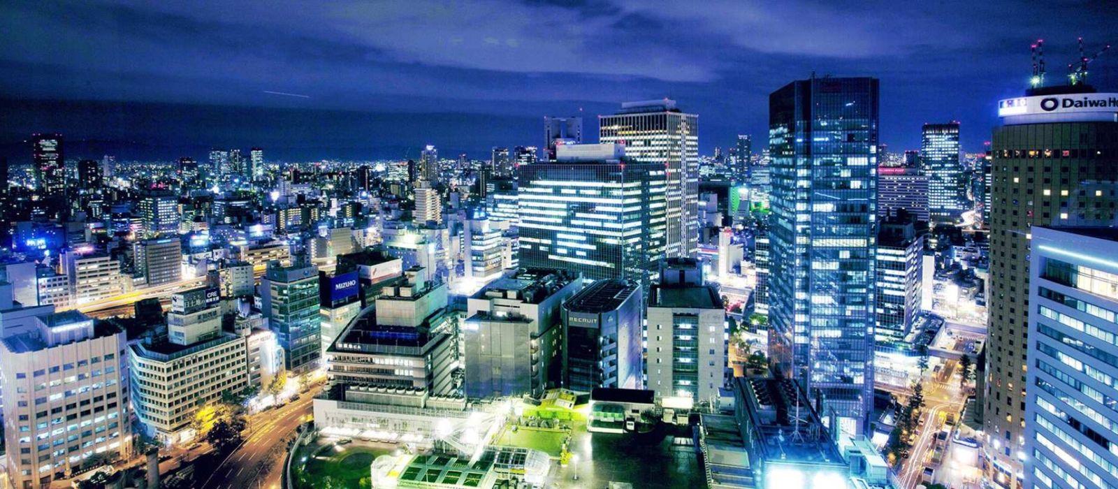 Hotel  Granvia Osaka Japan