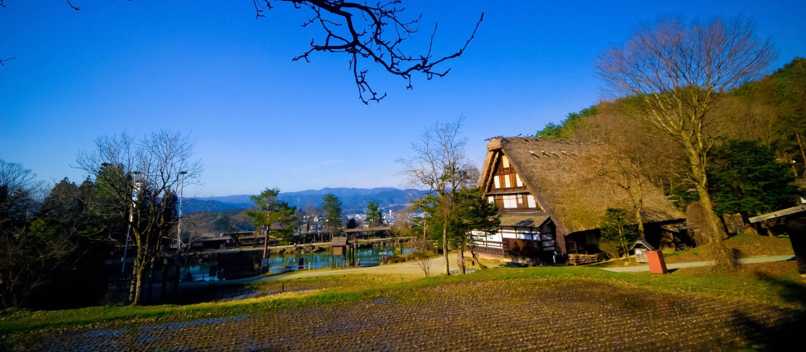 Destination Shirakawa-gō Japan
