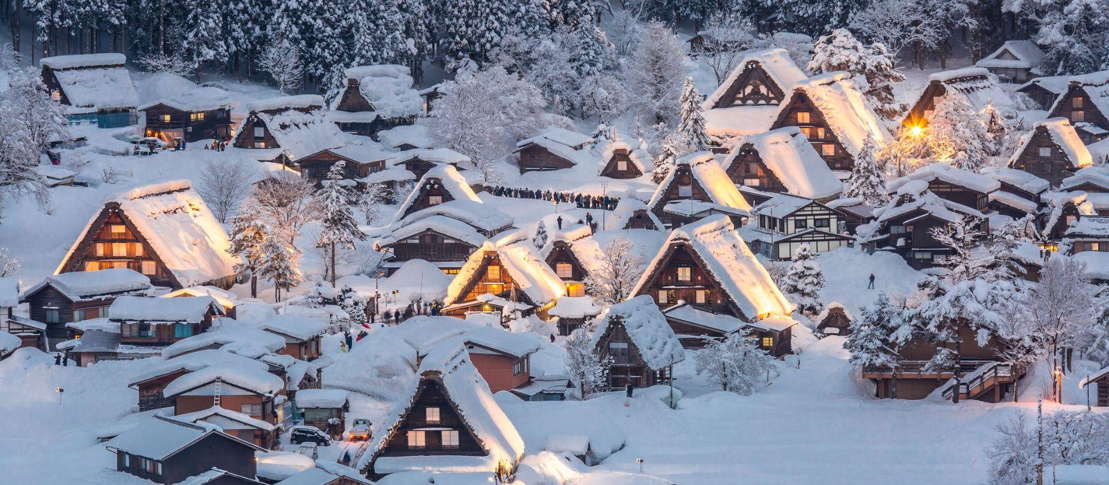Destination Shirakawa-gō Japan