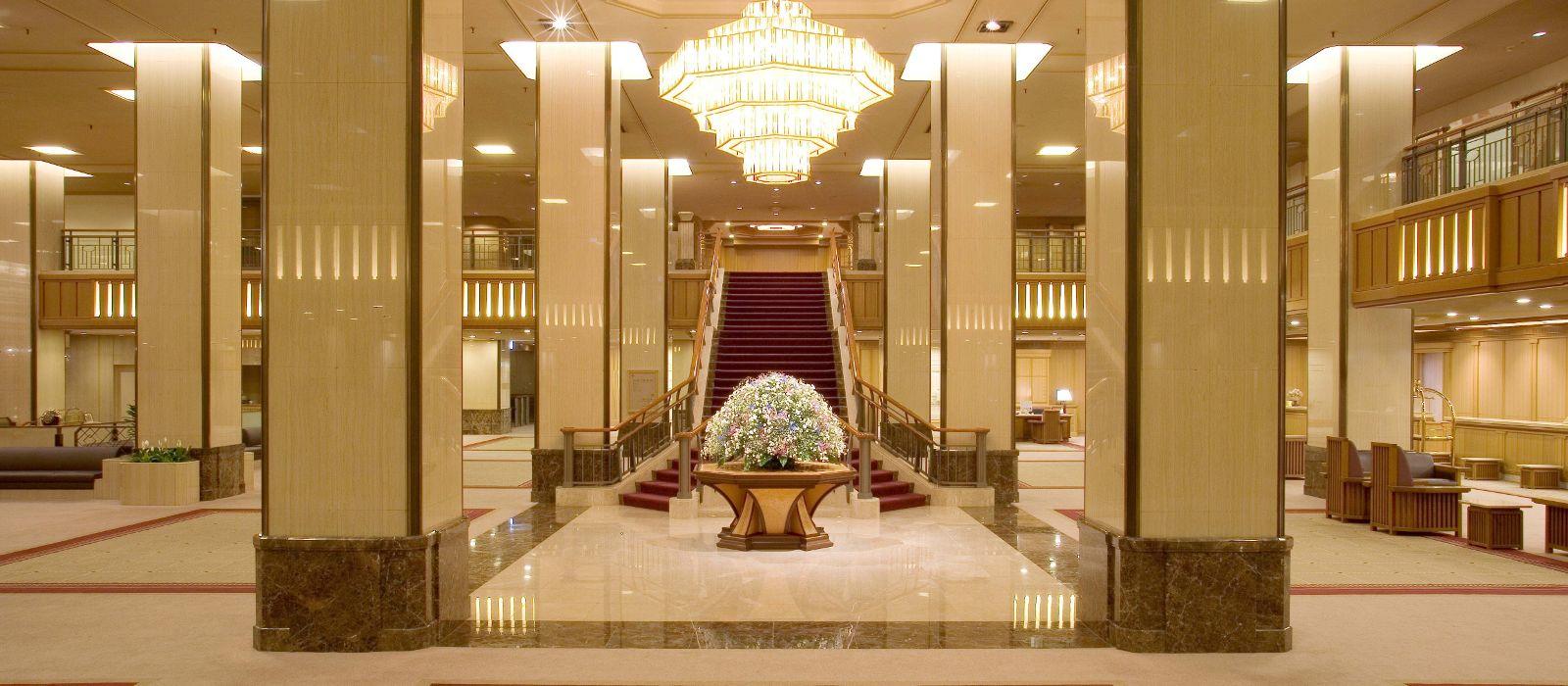 Hotel Imperial  Tokyo Japan