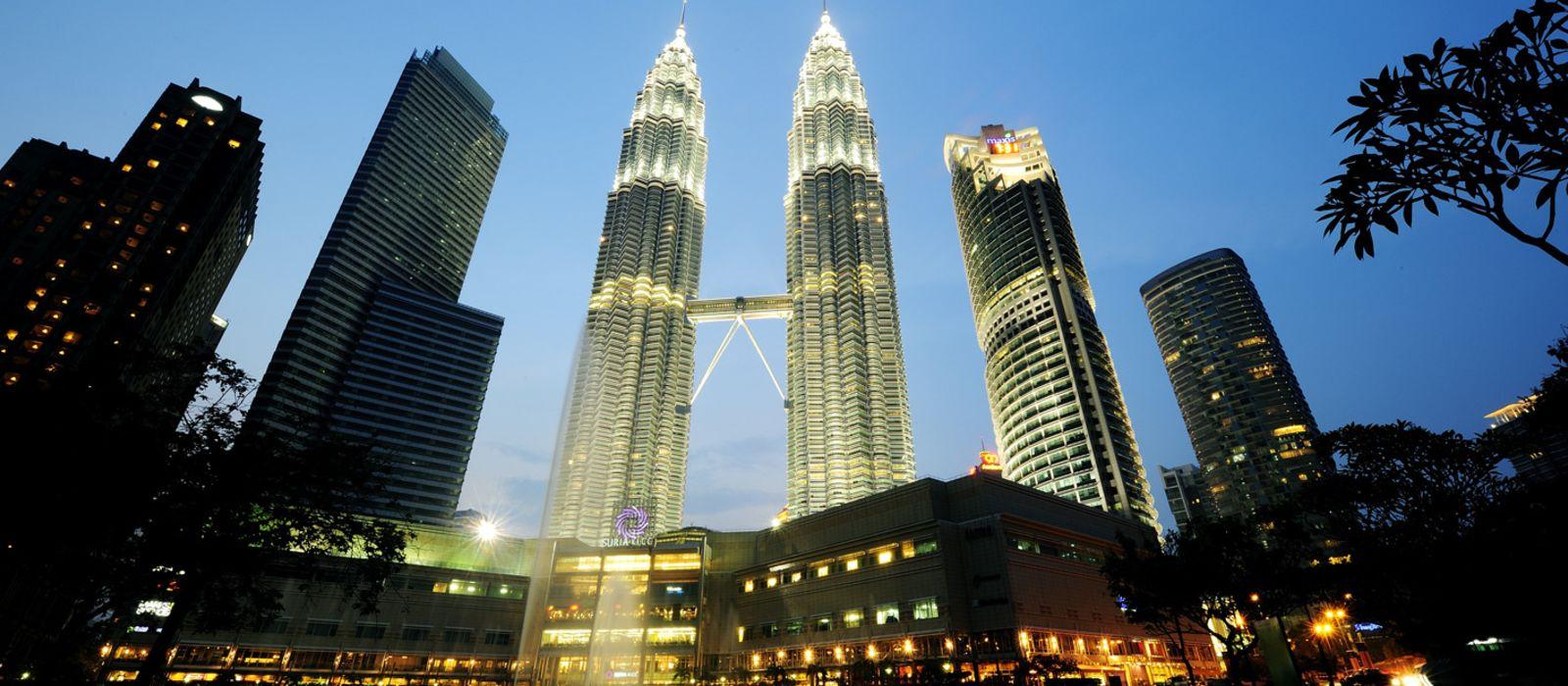 Höhepunkte der Malaysischen Halbinsel Urlaub 1