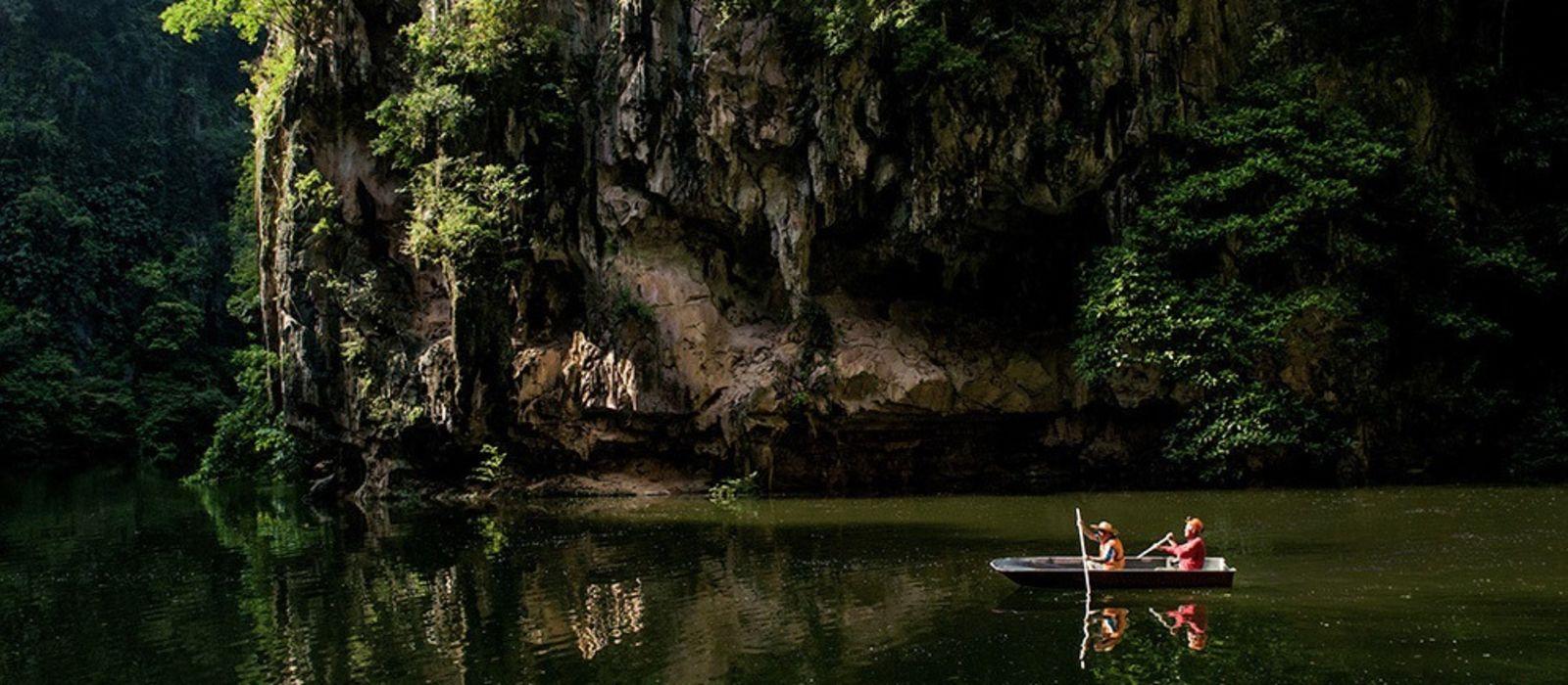 Abenteuer Wildnis – Borneos Dschungel und Strände Urlaub 2
