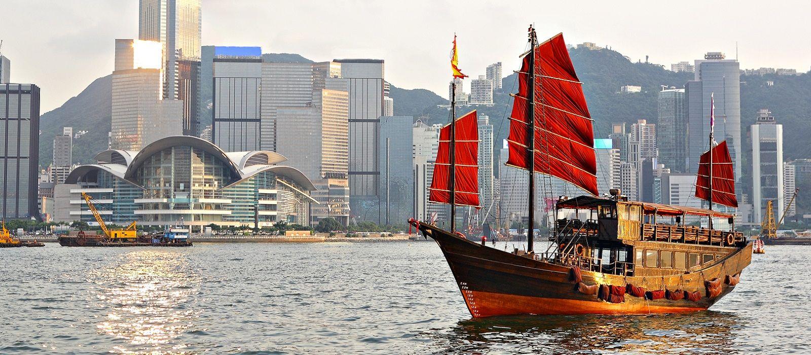 Reiseziel Hong Kong Hong Kong