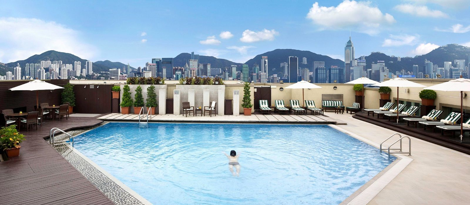 Hotel Intercontinental Grand Stanford Hong Kong Hong Kong