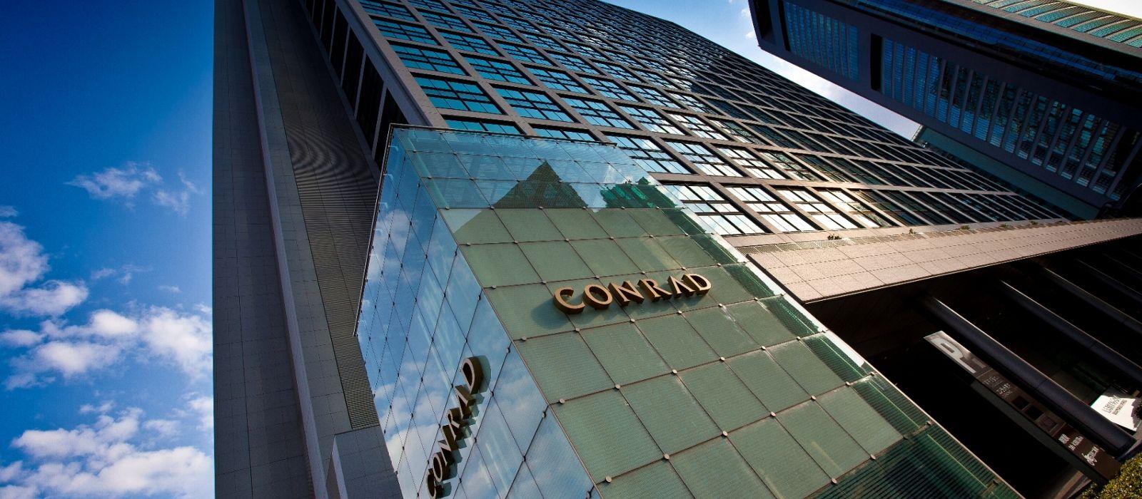 Hotel Conrad Tokyo Japan