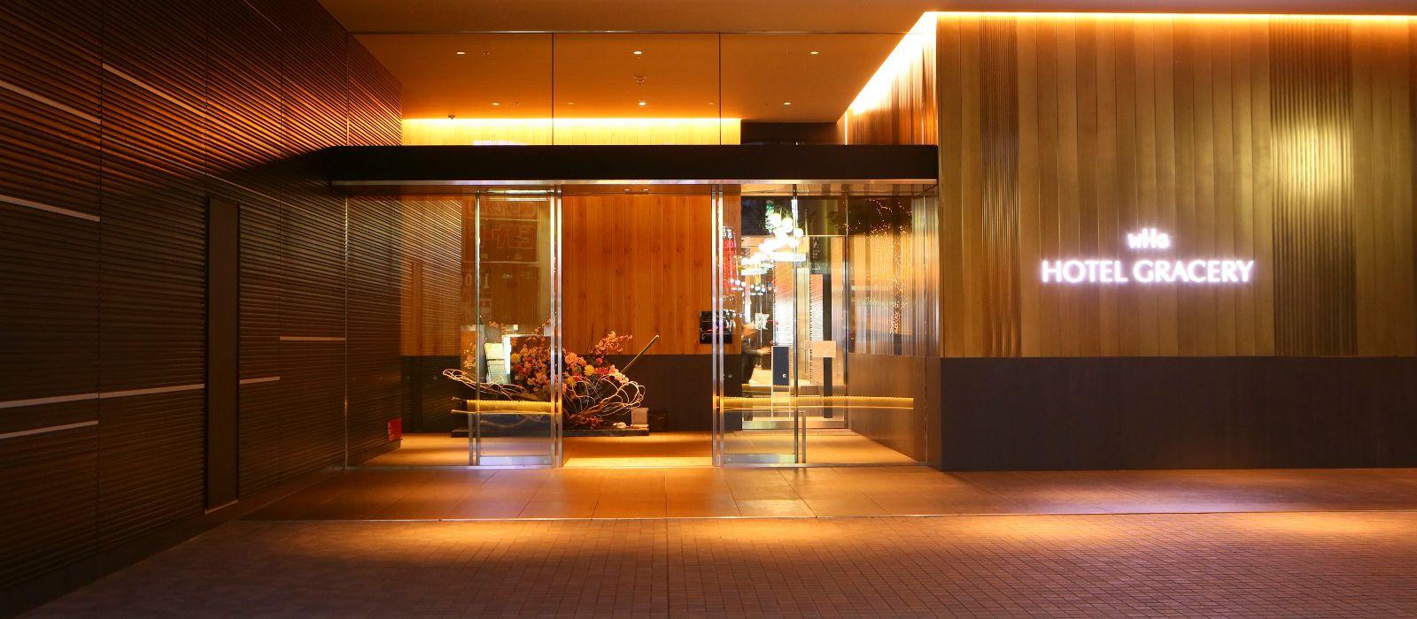 Hotel  Gracery Shinjuku Japan