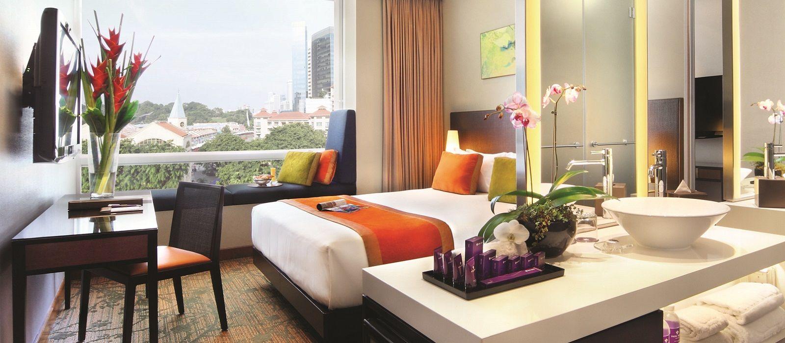Hotel Park Regis Singapore