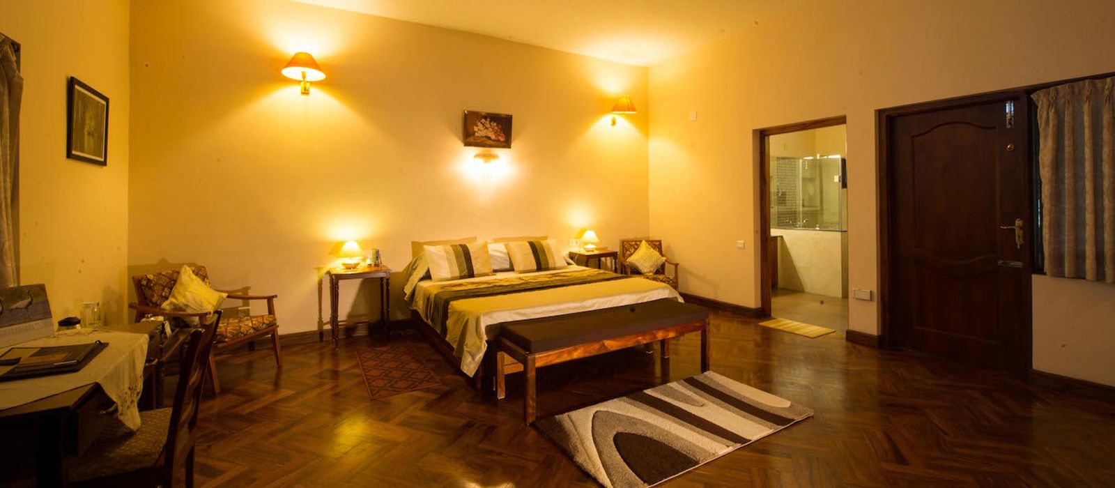 Hotel Amaryllis South India