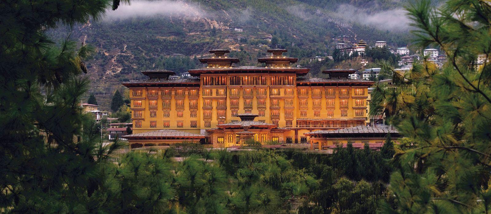 Luxury Bhutan & Thailand Paradise Islands Tour Trip 1
