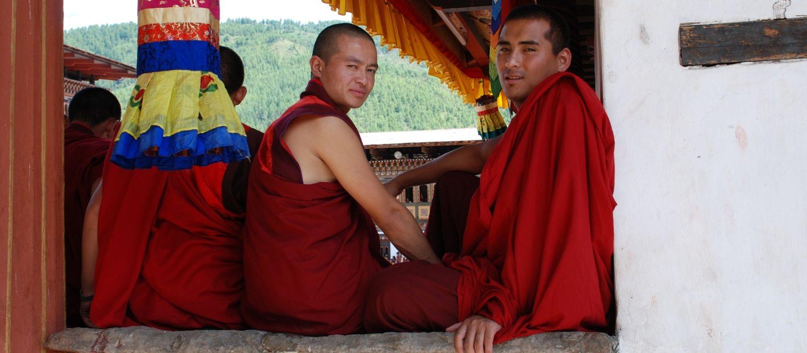 Exklusive Bhutan Luxusreise Urlaub 3