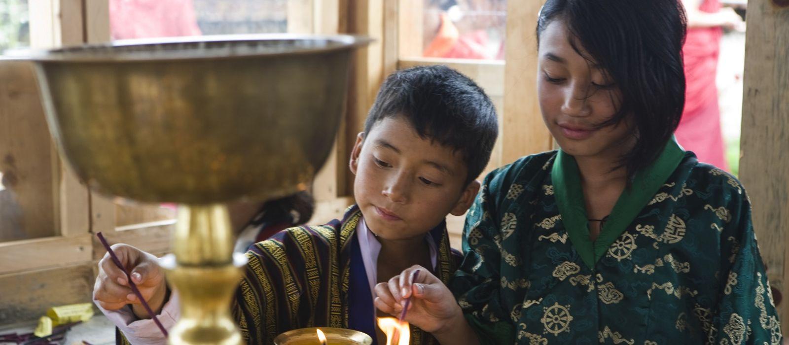Amankora Exklusivangebot: Luxuriöses Bhutan Urlaub 5