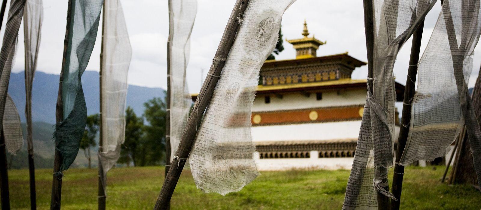 Amankora Exklusivangebot: Luxuriöses Bhutan Urlaub 1
