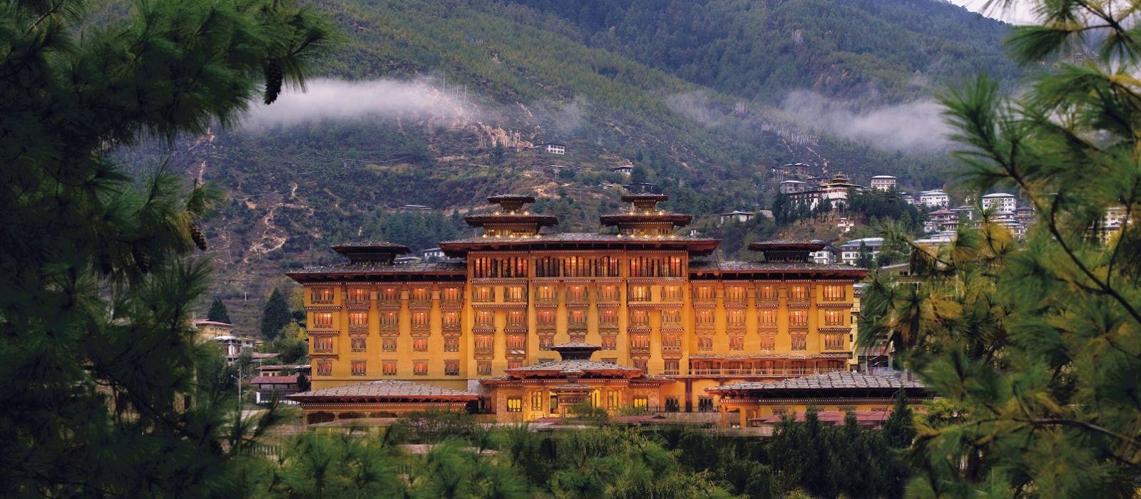 Bhutan Luxusreise Urlaub 4