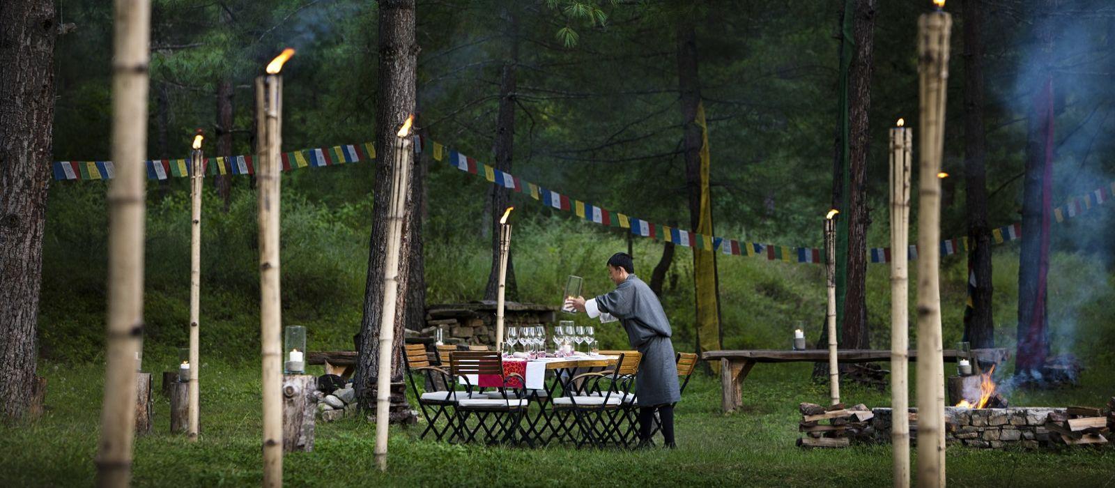 Bhutan Luxusreise Urlaub 2