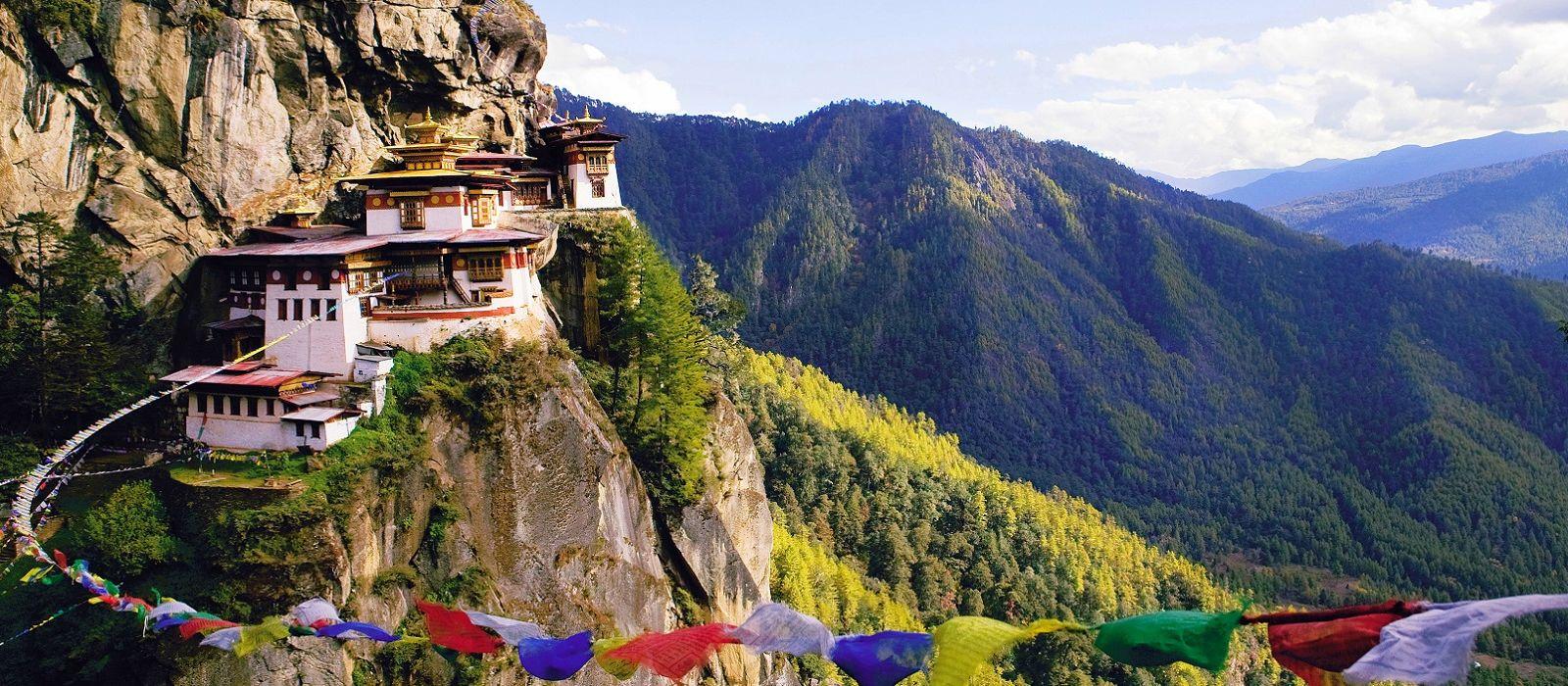 Höhepunkte von Sikkim und Bhutan Urlaub 3