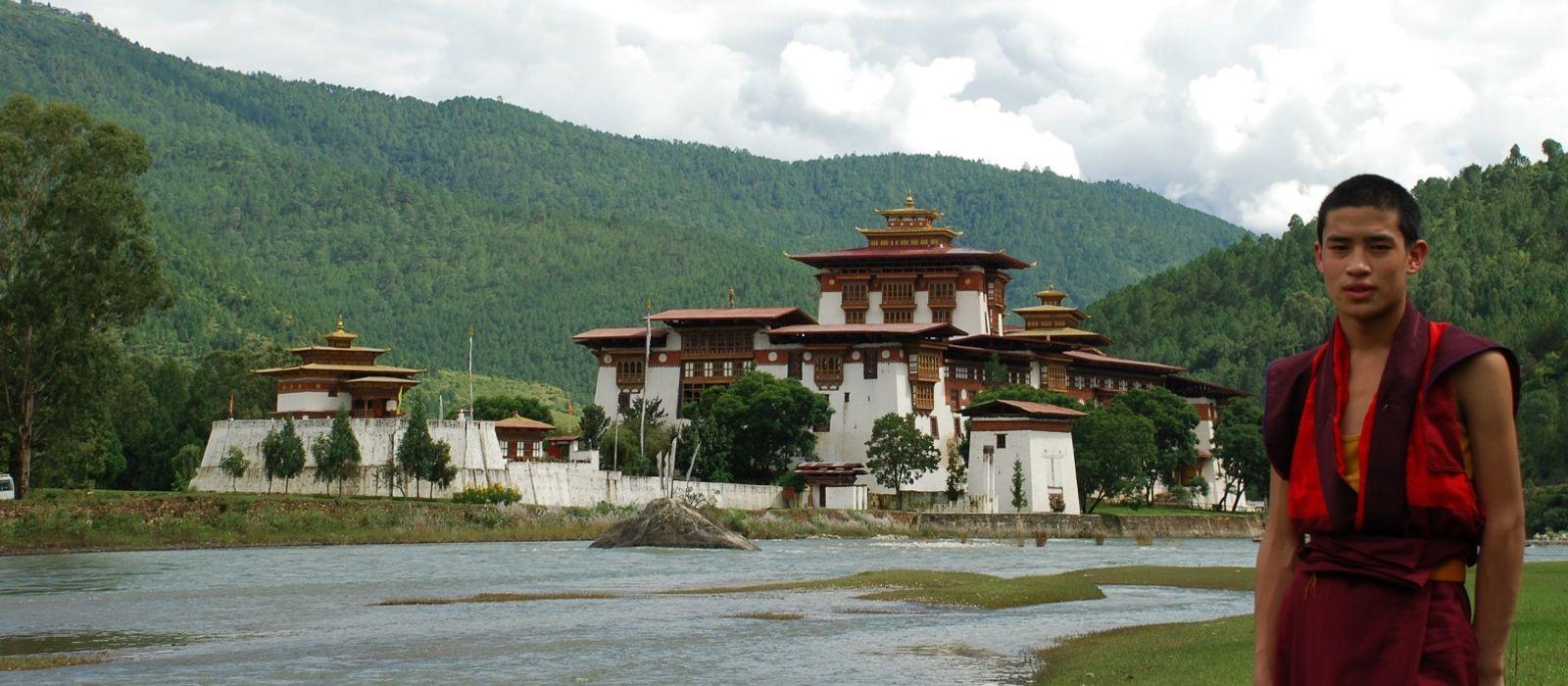 Himalaya und Inselparadies – Bhutan & Thailand Luxusreise Urlaub 5