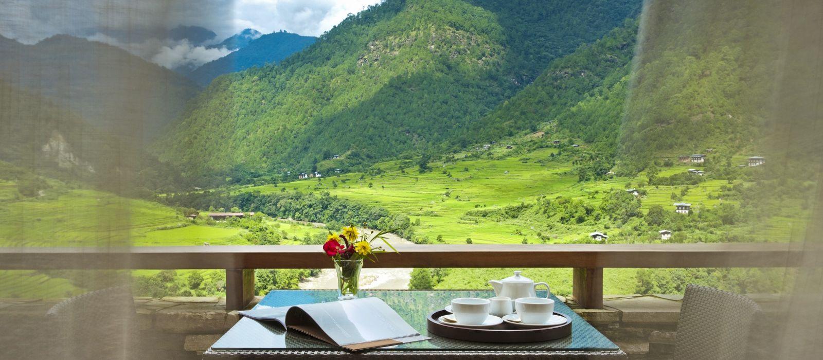 Bhutan Luxusreise Urlaub 5