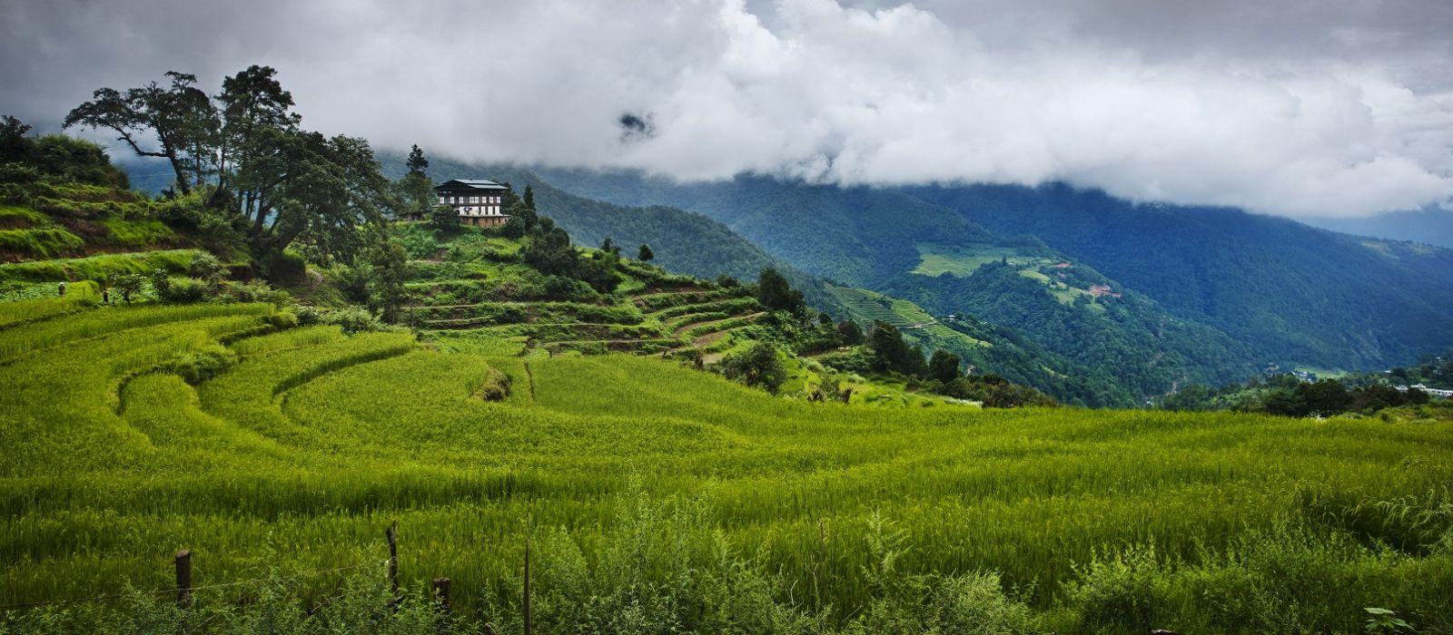 Luxury Bhutan and Thailand Paradise Islands Tour Trip 2