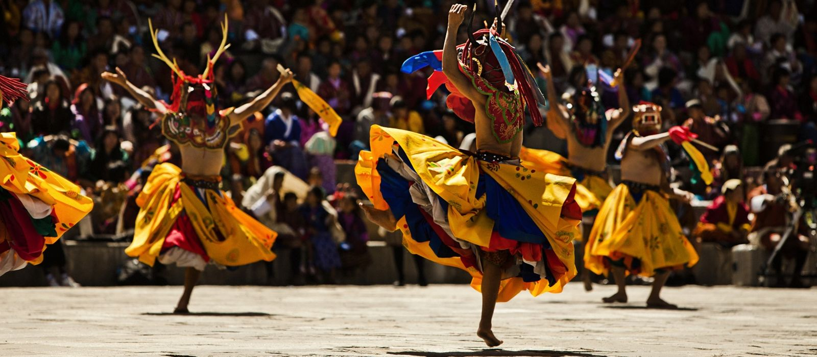 Luxury Bhutan & Thailand Paradise Islands Tour Trip 6