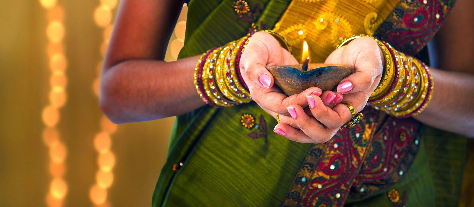 Das Fest der Lichter: Diwali in Indien Urlaub 3