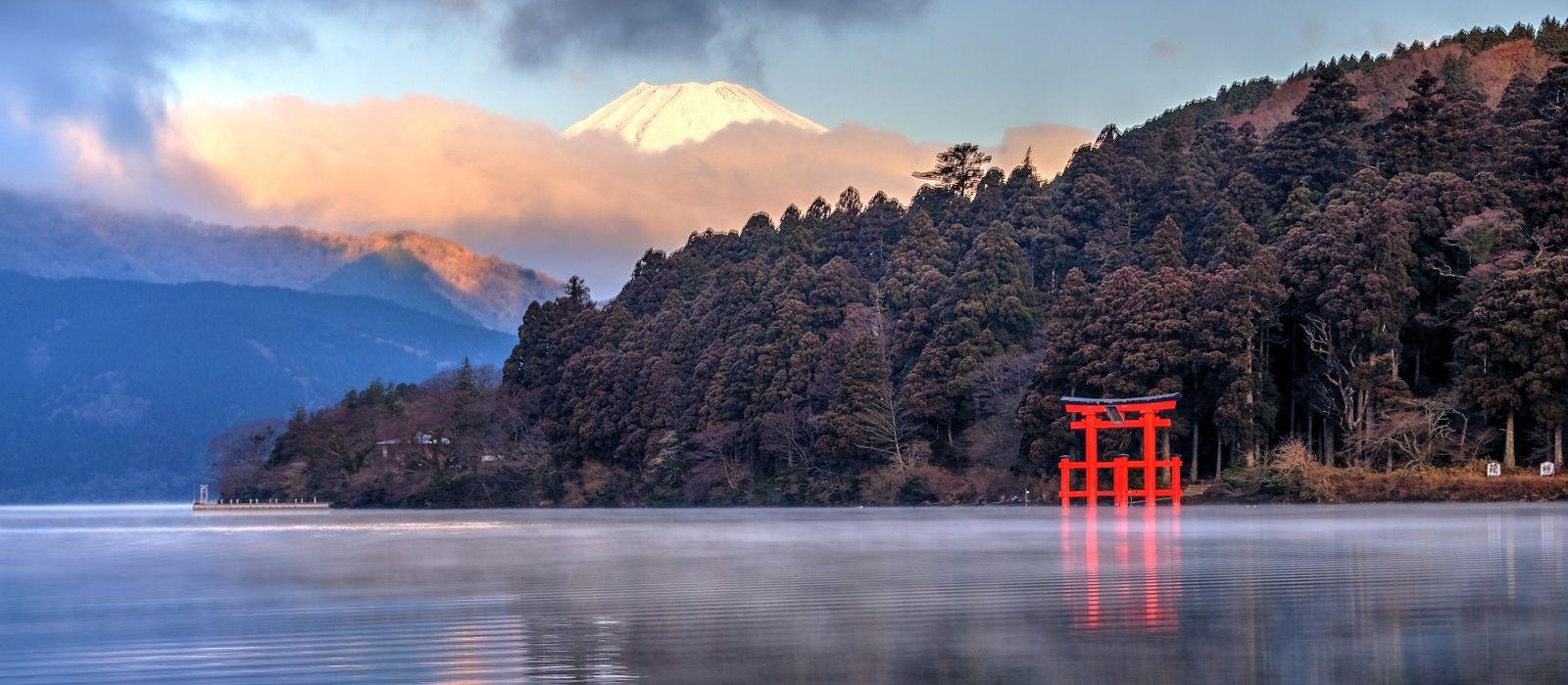 Exklusive Japan Luxusreise Urlaub 1