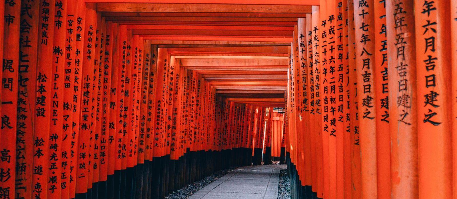 Auf den Spuren des Zen in Japan Urlaub 3