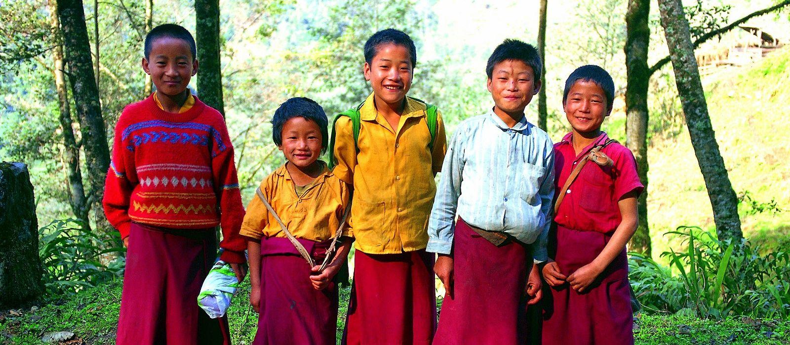Highlights of Nepal & Bhutan Tour Trip 2