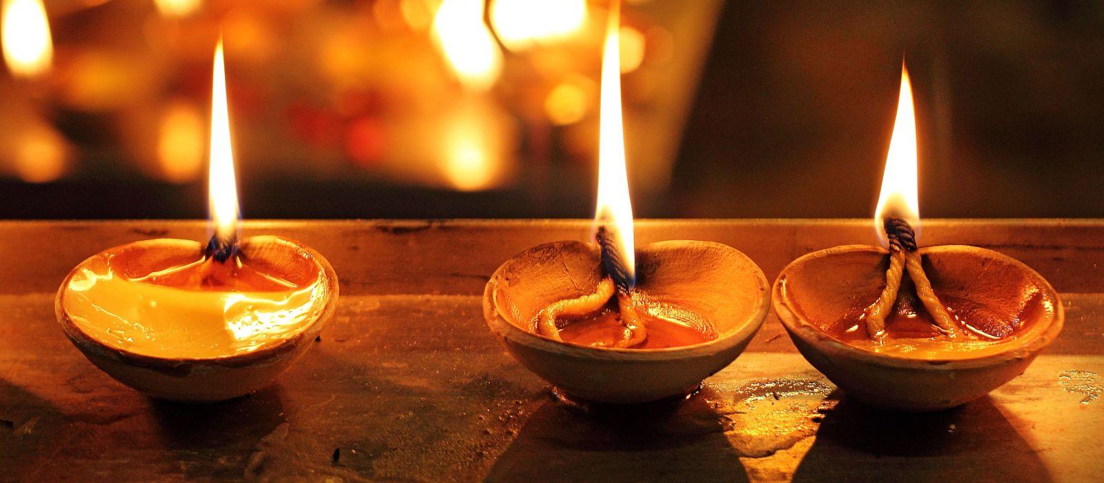 Das Fest der Lichter: Diwali in Indien Urlaub 5