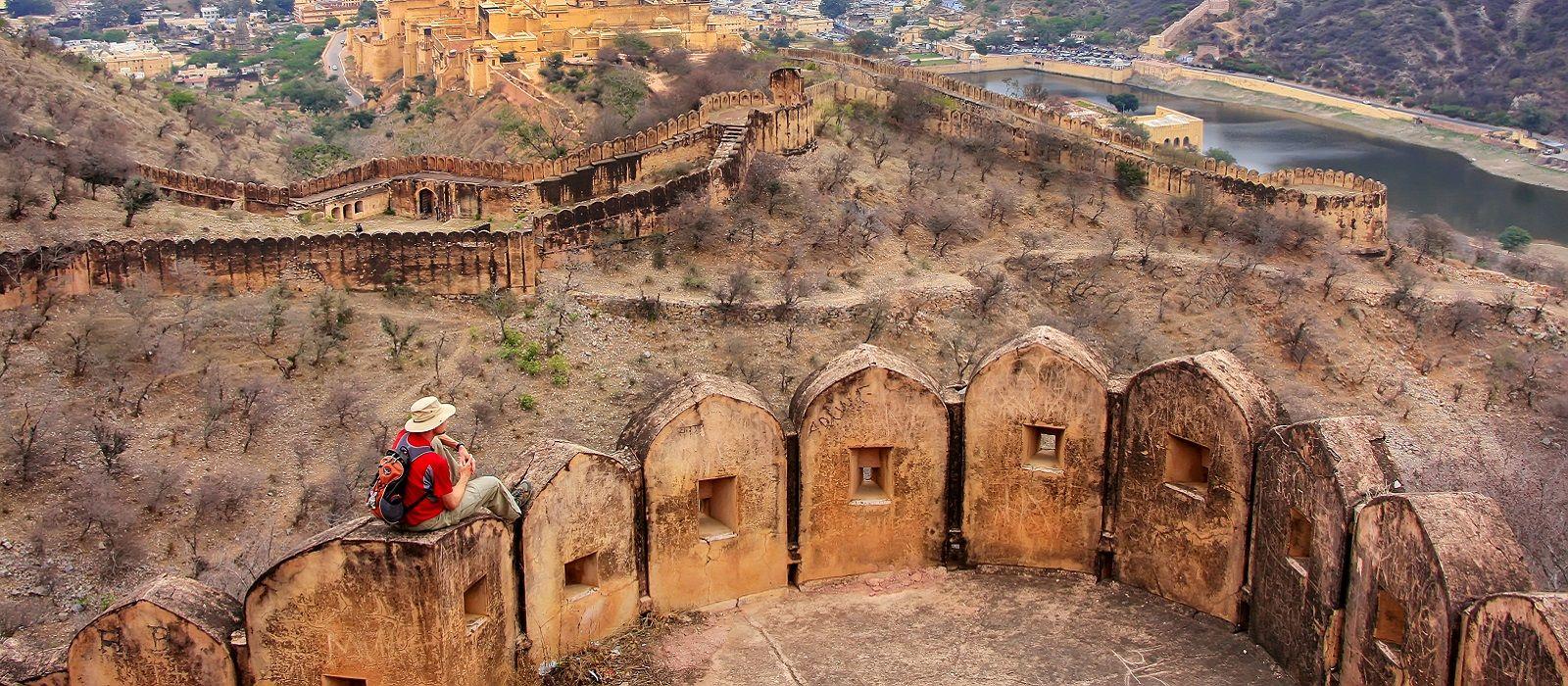 Nordindien und Dubai: Goldenes Dreieck & Wüstenmetropole Urlaub 5