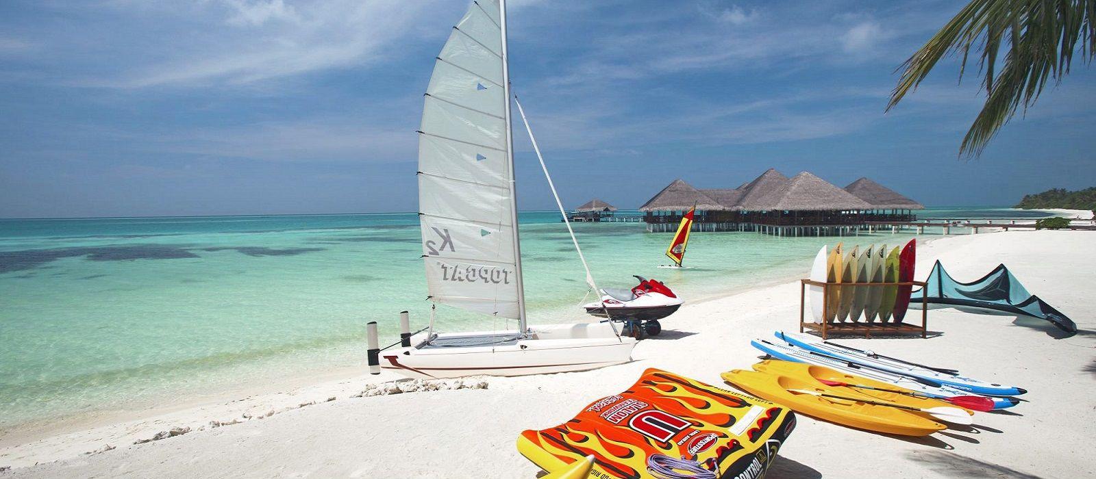 Goldener Sand: Dubai und die Malediven Urlaub 2