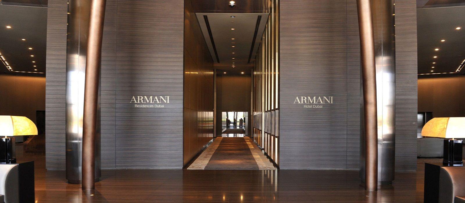 Armani Dubai Hotel in United Arab Emirates | ENCHANTING ...