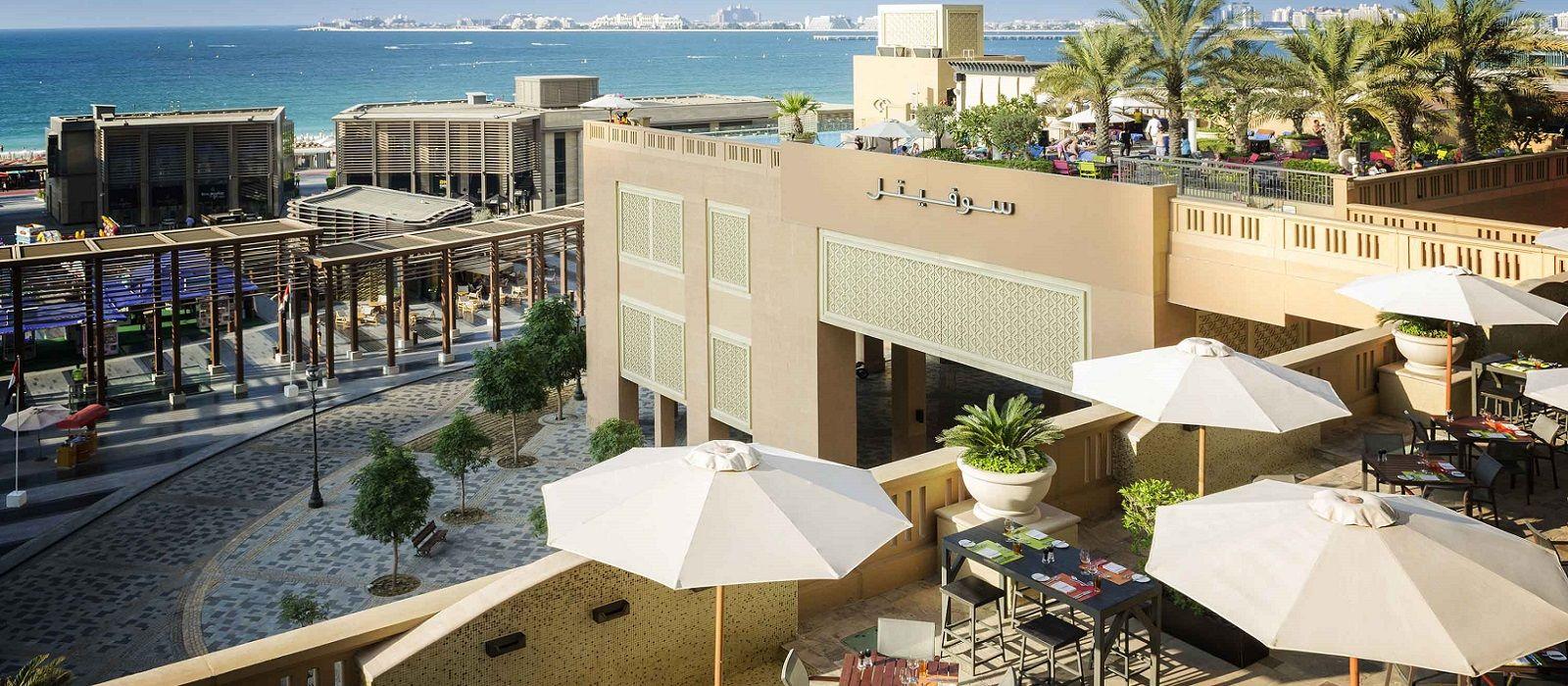 Hotel Sofitel Dubai Jumeirah Beach United Arab Emirates
