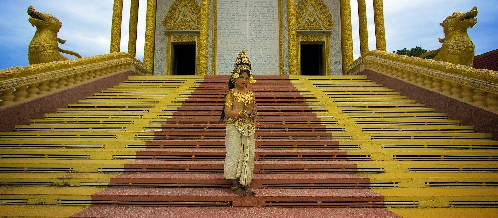 Kambodscha Kulturreise – Tempel, Geschichte und Strände Urlaub 1
